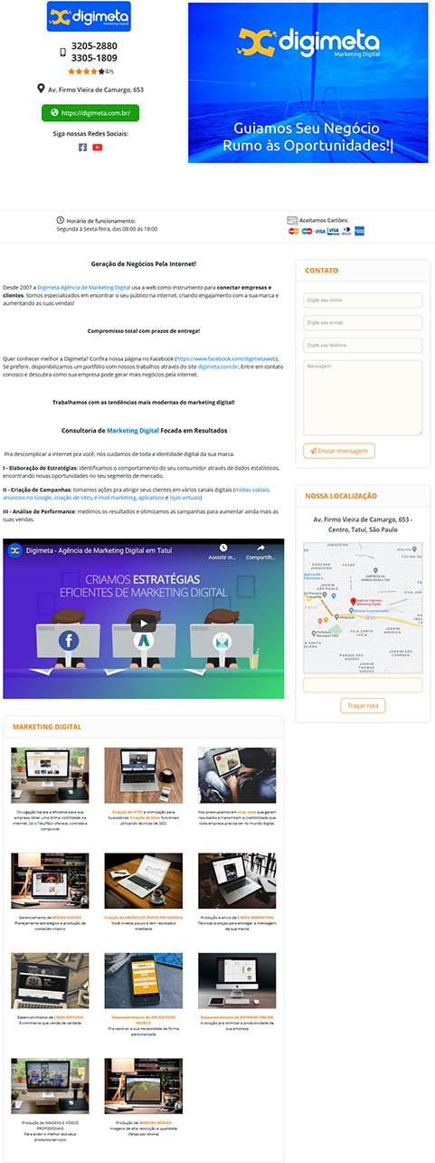 Digimeta - Agência Marketing Digital