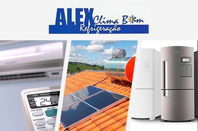 Alex Clima Bom Refrigeração.