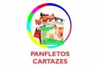 Criação e impressão de Panfletos e cartazes