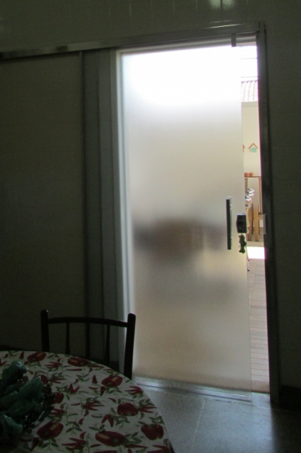 Porta De Vidro Jateada Para Quarto ~ Vidra?aria Para?so  Box, Tampos, Molduras e Espelhos em Tatu?,SP