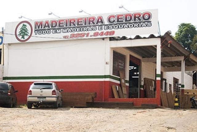 Madeireira Cedro