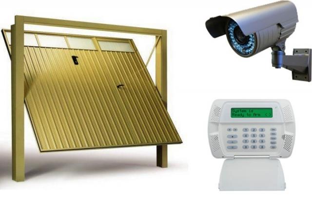 Automação de Portões , Instalação de Alarme e Cerca Elétrica , Interfones e Fechaduras , Câmeras de Segurança , Serralheria em Geral Etc... Vendas e Instalções…