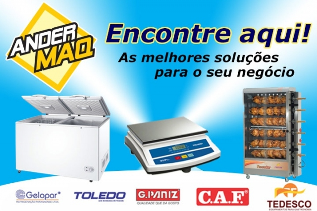 Andermaq Balanas e Refrigerao