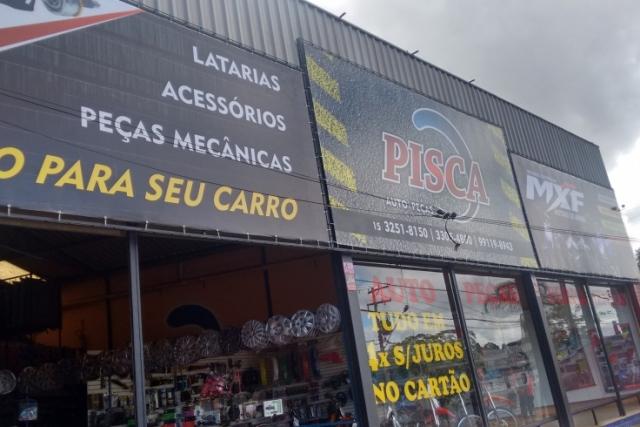 A Pisca Auto Peças vem desde 1999 atendendo o mercado de auto peças e acessórios para Tatuí e região. Com grande variedade e estoque, trabalhamos com peças nacionais e importadas a pronta entrega e sob encomenda. Temos tudo para o seu carro. Nossa loja possui…