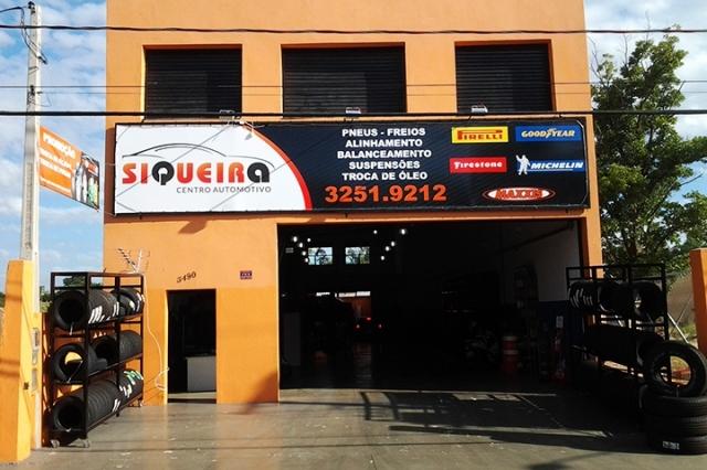 Centro Automotivo Siqueira