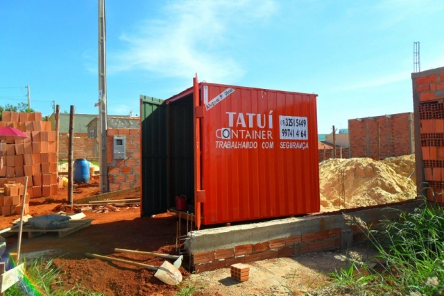 Tatuí Container