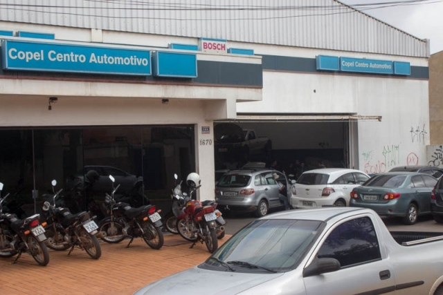 Copel Centro Automotivo